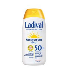 Ladival Allerg. LSF 50 Gel 200ml